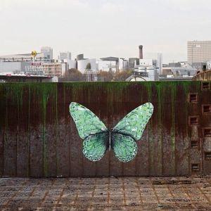 Butterfly.StreetArt