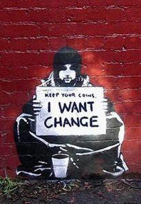 Banksy.Change